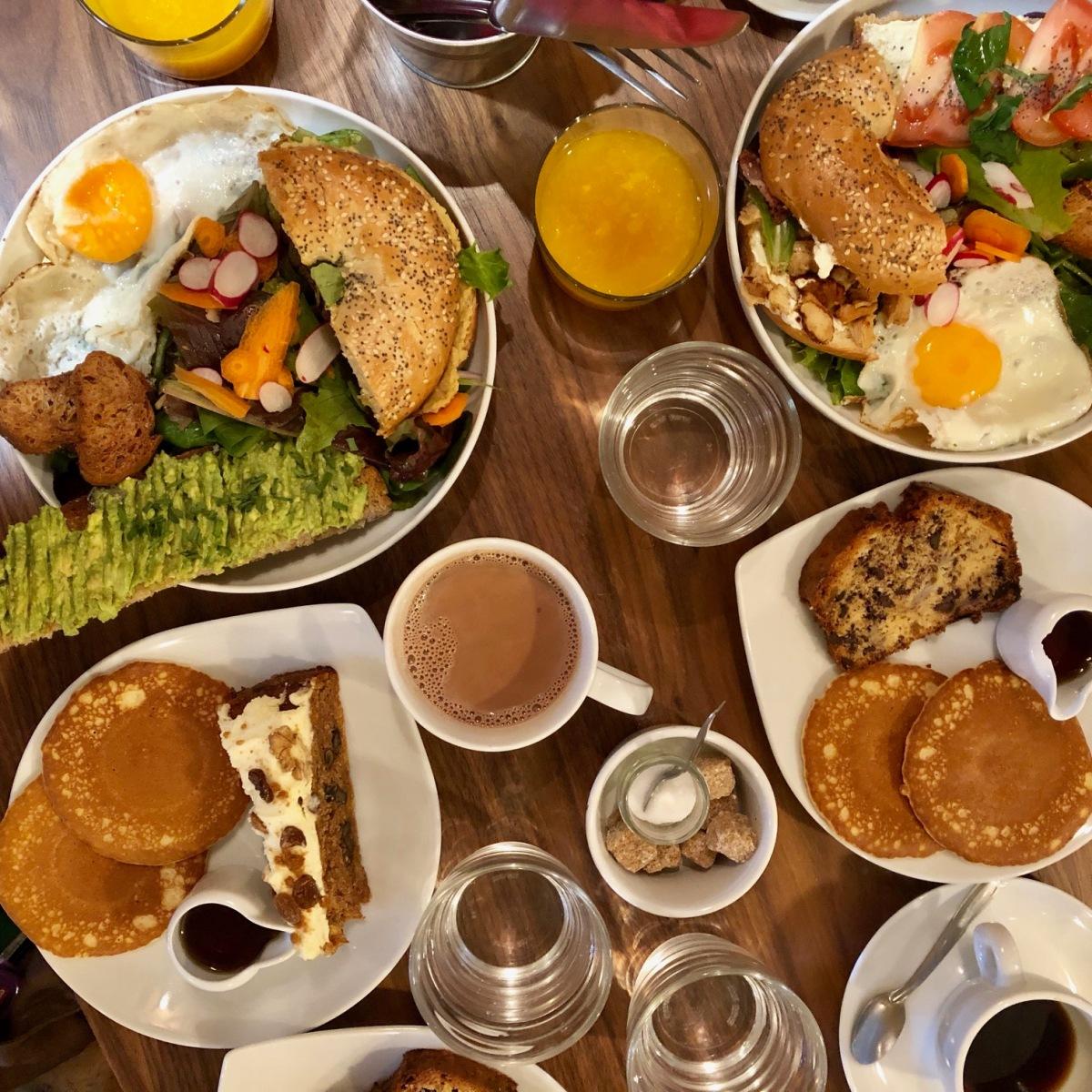 Brunch au Sweet Home Café | Toulouse
